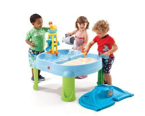 Water and Sand Step2 Splash N Scoop Bay Table