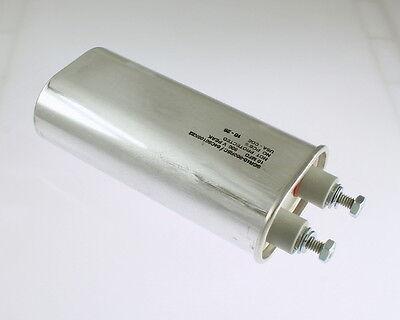 1x 10uf 800v Peak Scr Commutation Oil Capacitor 800vdc Pk 10mfd Dc Pump Unit