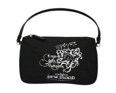 """TWILIGHT NEW MOON """"I RUN WITH VAMPIRES"""" FABRIC WALLET WITH CHANGE COMPARTMENT for sale  Shipping to India"""