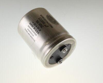 Sangamo 12000uf 50vdc Large Can Electrolytic Capacitor M3901804-2159m