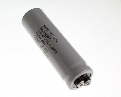 Mepco 6000uf 40v Large Can Electrolytic Capacitor 3186be602u040sma1
