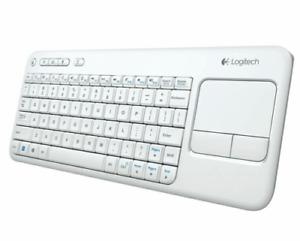 Logitech's Wireless Touch Keyboard