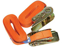 Endless Ratchet Strap (2-Piece)