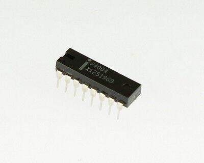New 1 Pc. P4004 First Intel Microprocessor 4004 Series 16-Pin Dip