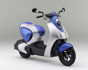 ALFATECH  electric or gas scooters Kingston Kingston Area image 2
