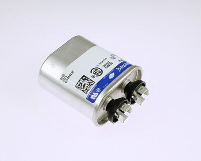2pcs 4uF 370Vac Motor Run Capacitor 370V AC 4mfd 97F5704 Pump Refirgerator