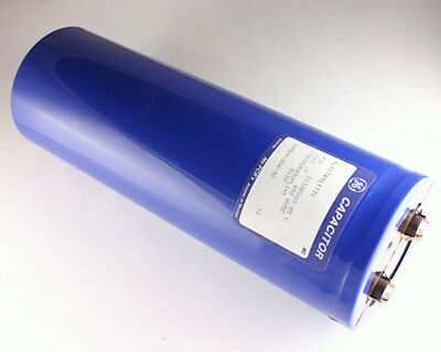 1x 3300uf 450v Large Can Electrolytic Aluminum Capacitor 3300 Uf 450vdc 3300mfd