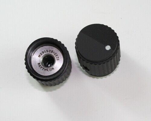 90-2WD-2G RAYTHEON knob plastic Knurled