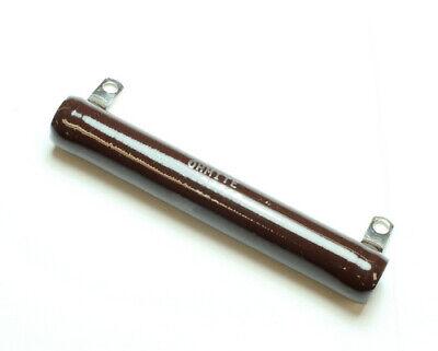 1x Fixed Lug Power Wirewound Resistor 3000 Ohms 3000 Ohm 50w 50 Watt Ohmite