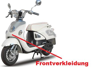 Vordergabel Gabelrohre Telegabel ZNEN Taizhou Benzhou Motorroller Roller Retro