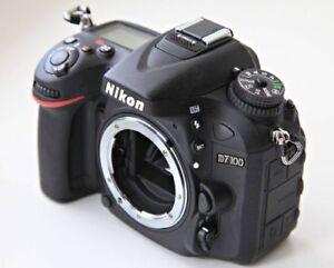 Camera Reflex Digitale Nikon D7100 (Boitier Seul.) 7957 Decl.