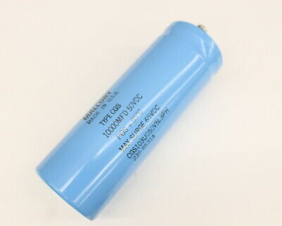 10000uf 50v Large Can Aluminum Electrolytic Capacitor Dc 50vdc 10000mfd 10000