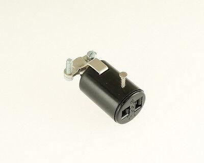 2 Pcs S302cct Jones 2 Pin Socket Beau Cinch Connector Cable Clamp Top 38331-8002