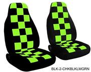 Side Airbag Seat Covers