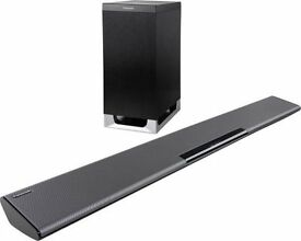 PANASONIC SC-HTB680 SOUNDBAR WITH EXTERNAL SUBWOOFER