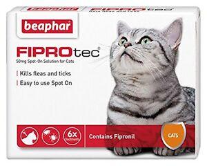 BEAPHAR-FIPROTEC-SPOT-ON-Soluzione-per-gatti-6-TRATTAMENTI
