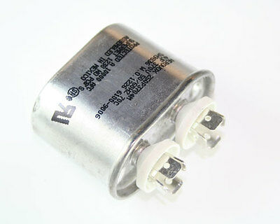 2x 4uF 370VAC Motor Run Capacitor 370V AC 4mfd 370 Volts Pump Unit 4 mfd