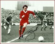 Liverpool Football Autographs