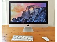 "iMac 27"" 5K Retina i5 1TB Fusion Drive PLUS USB hub! - practically brand new!"