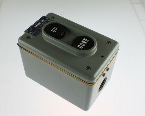 BW-260 Square D switch Pushbutton Full Size