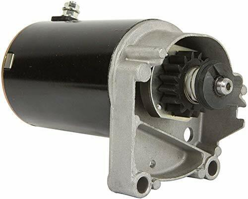 Starter Motor Briggs 14-19Hp I/c Engine Turbo Cool Craftsman Murray Riding Mower