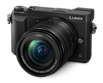 Panasonic Lumix DMC-GX80 mit 12-60mm Objektiv Neuware  GX 80