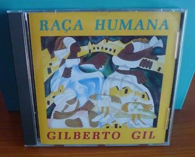 Ra A Humana By Gilberto Gil   1984    Cd  Wea Discos Latina