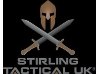 Stirling Tactical Military Manufacturing, Women fashion, leather goods & Bespoke furniture Covers