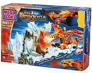 Mega Bloks Dragons Fire Ice