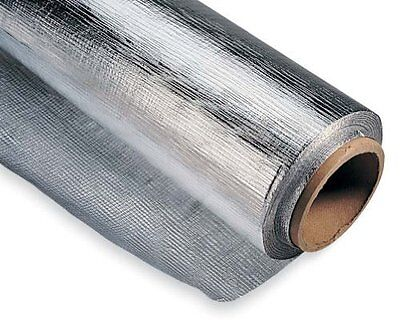 2x125 Radiant Barrier Solar Attic Non Perforated Foil Reflective Insulation