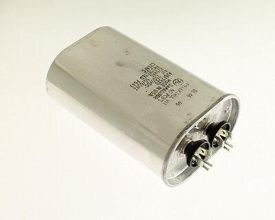 1x 4uF 825VAC 2500V Motor Run Capacitor 825V AC 4mfd 2500VDC Pump Unit GE