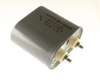 100mfd 200vdc Hermetically Sealed Oil Capacitor 100uf 200v 200 Volts Dc 120vac