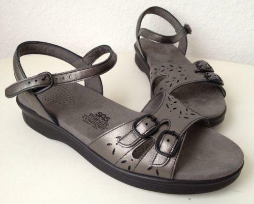 Womens Sas Sandals Size 8 Ebay