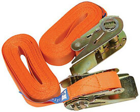 Quality Endless Ratchet Strap (2-Piece) 5meter each 500kg breaking strength