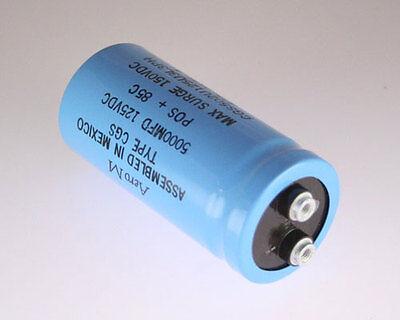 1x 21000uF 100V Large Can Electrolytic Aluminum Capacitor mfd DC 80V 75V 50V 40V