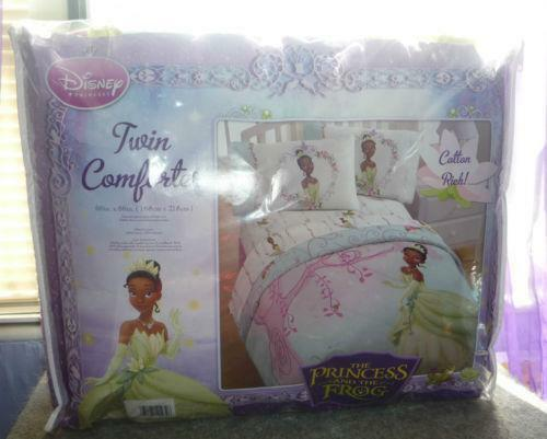 Princess Tiana Bedding