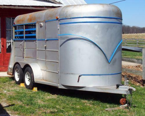 Used Horse Trailers | EBay