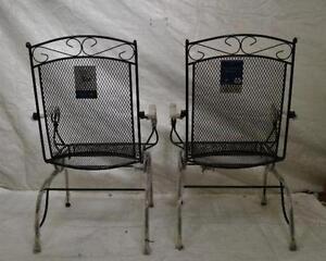 wrought iron patio chairs - Wrought Iron Patio Chairs