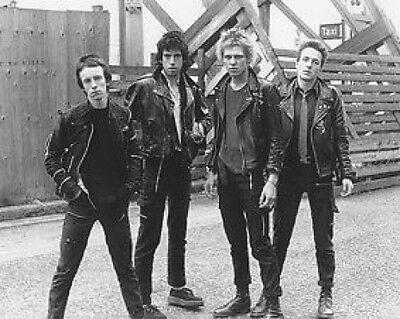 The Clash 10x8 Photo