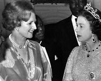 Margaret Thatcher Cumple La Reina 10x8 Foto -  - ebay.es
