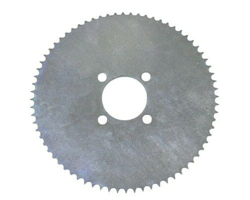60 Tooth Steel Sprocket 35 Chain