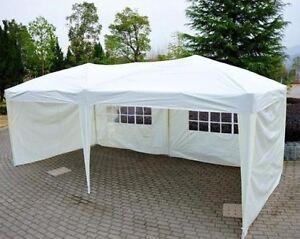 EZ Up Pop-up White 10x20 Event Tent