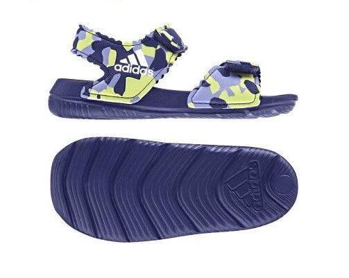 Adidas Alta Swim, Akwah Kinder Sandale Badelatschen Badeschuhe, DA9603
