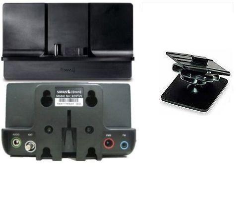 ONYX XM RADIO POWER CONNECT CRADLE MODEL. XDP1V1 and dash Adhesive mount
