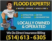 ✔Quality First Water ExtractionContractors✔Call NOW