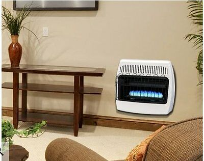 Dyna Glo 30 000 Btu Wall Mounted Natural Gas Manual Vent Free Heater