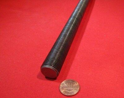 """4140 Steel Threaded Rod, Grade B7, RH, 3/4""""-16 x 2 Foot Length, Pkg of 1 Pcs"""