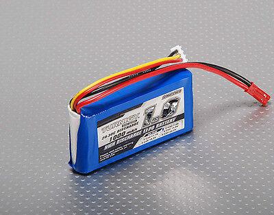 New Turnigy 1000mAh 2S 7.4v 20C 30C Lipo Battery Pack JST US