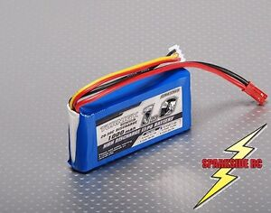 Turnigy 1000Mah 2S 7.4v 20C - 30C Lipo Pack - UK seller - Fast Dispatch