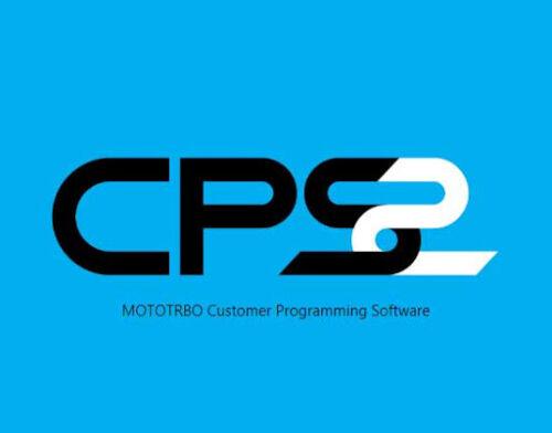 Motorola MOTOTRBO CPS 2.0 Programming Software